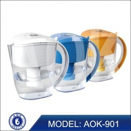 AOK Alkaline Water Pitcher | Water ionizer | Purified Water Botle