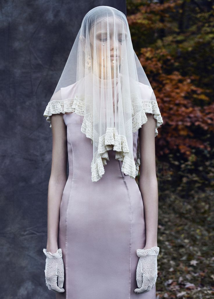 misty dawn: clara mcnair by léa nielsen for vogue.it!   visual optimism; fashion editorials, shows, campaigns & more!