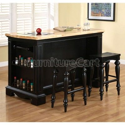 Pennfield Kitchen Island Set For The Home Pinterest