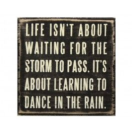 ...like jumping in puddles...