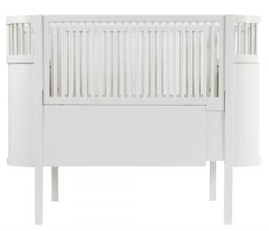crib  Sebra cot bed/toddler bed Sebra 70x110/150