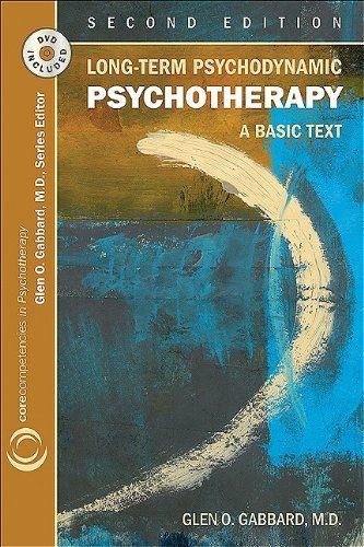 Bestseller Books Online Long-term Psychodynamic Psychotherapy: A Basic Text (Core Competencies in Psychotherapy) Glen O. Gabbard $57.67  - http://www.ebooknetworking.net/books_detail-1585623857.html