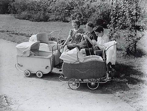 Pas vanaf 1956 mochten vrouwen werken zonder toestemming van man