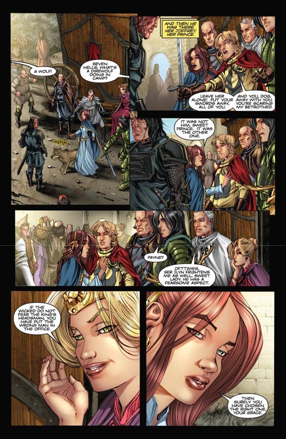 A Game Of Thrones Comics Pdf