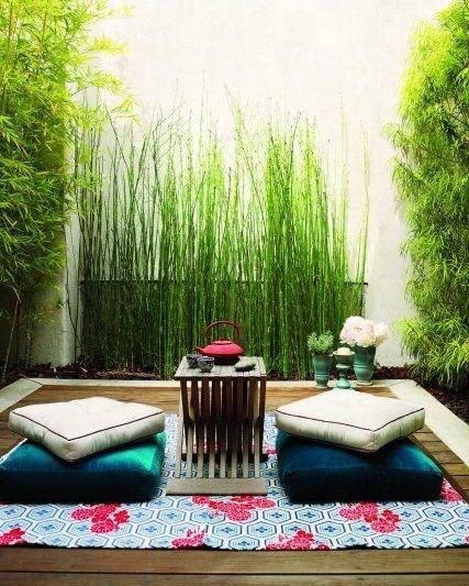 183 best home meditation space images on pinterest for Garden yoga rooms