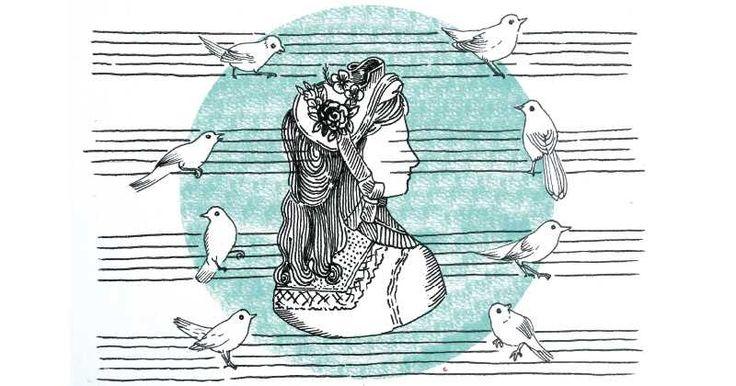 Ilustraciónes de Eva Giraldo