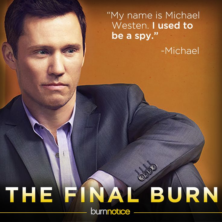 Quotes About People Who Notice: 153 Best Images About Burn Notice On Pinterest