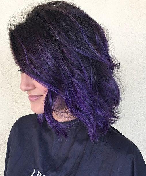Best 20+ Hair color dark ideas on Pinterest | Dark brunette, Dark ...