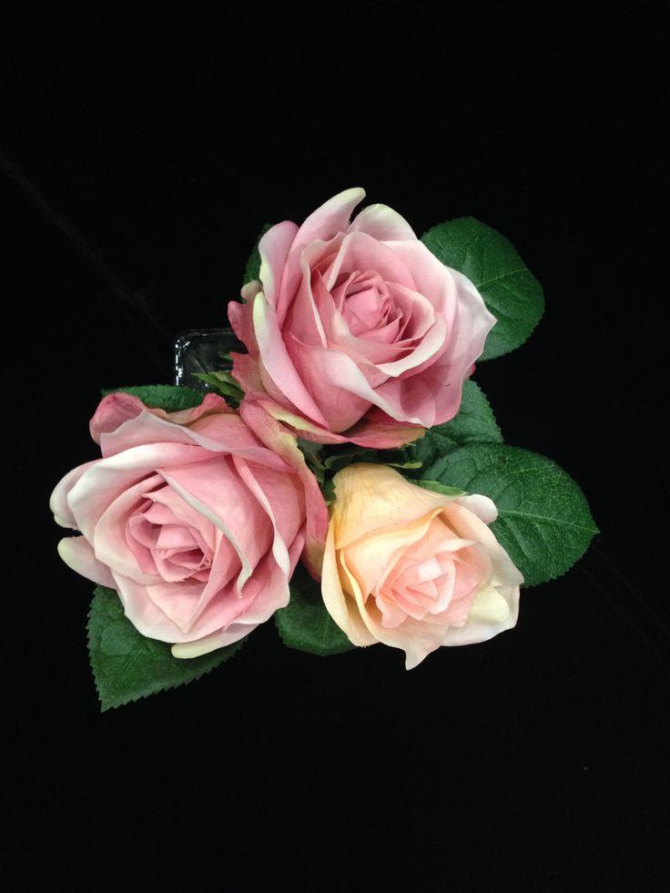 Pink Rose arrangement.