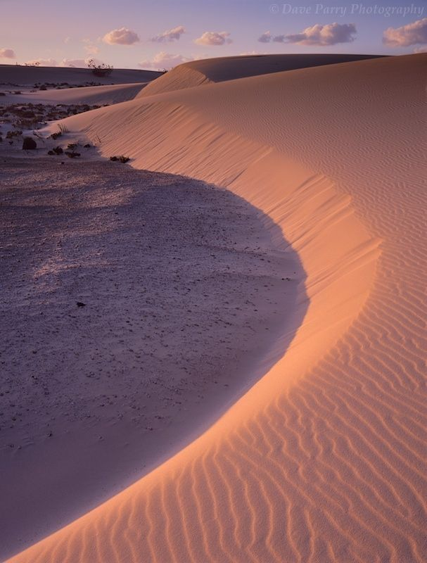 Last light on the dunes, Fuerteventura by Dave Parry, via 500px