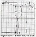 Flak vest tutorial draft your own pattern