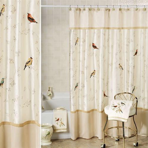 25 best bird shower curtain ideas on pinterest christmas