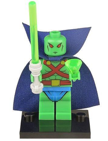Хк 036 строительный блок устанавливает супер героев мстители марсианин вспышки Minifigures звездные войны мини-фигурки дети игрушки кирпичи