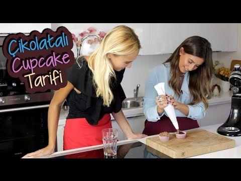 Çikolatalı Cupcake Tarifi - İdil Tatari | Buse Terim