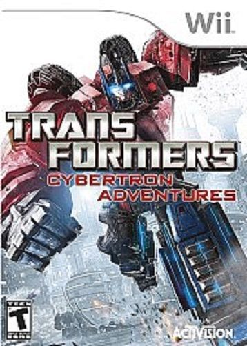 Nintendo Wii Transformers Cybertron Adventures - Brand New Sealed Game #ActivisionInc
