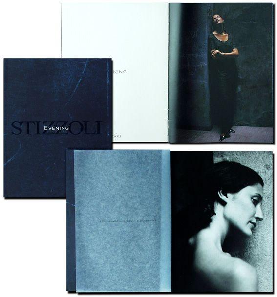 CLIENTE Stizzoli. Catalogo per la collezione Evening.  #design #moda #stIle #catalogo #grafica #comunicazione #pubblicità