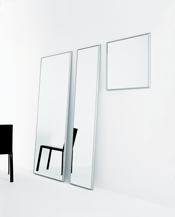Look by Monica Graffeo - Kristalia #mirror