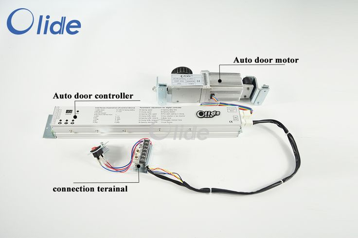Automatic Door Controller Motor Power Terminal Sd200 Kit Automatic Door Power Doors