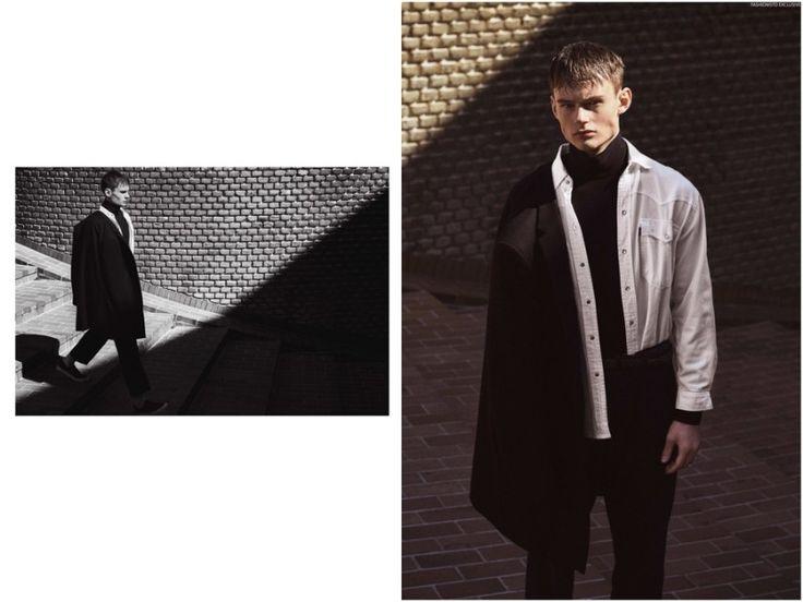 Exclusive: Frederik Ottosen by Kristoffer Juul Pedersen