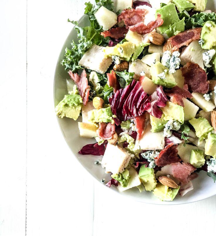 My Favorite Chopped Salad   CRAVE