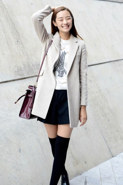 41 Best Images About Cute Korean Fashions On Pinterest Korean Fashion Long Knit Cardigan And