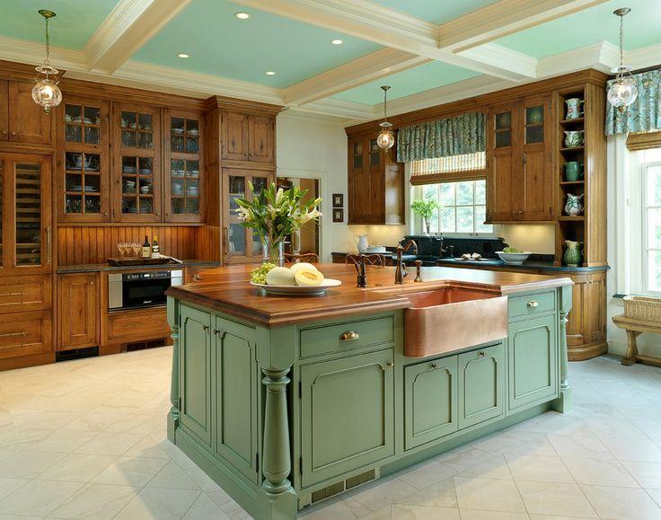 Country Kitchen Design best 25+ copper sinks ideas on pinterest | country kitchen sink