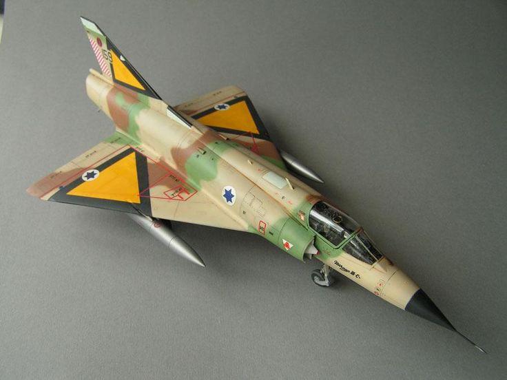 Mirage IIIC IAF, Hobby Boss 1/48 #scalemodels, #greenmats, #mirage, #hobbyboss