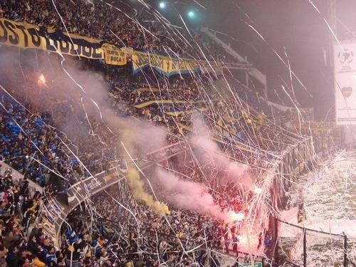 La Bombonera, Boca Juniors.