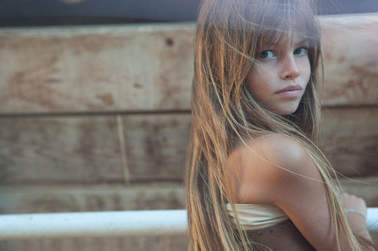 Thylane Blondeau The Wee Ones Pinterest Thylane