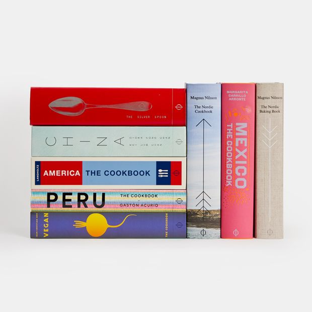 International Cookbook Collection   Food & Cookery   Phaidon Store