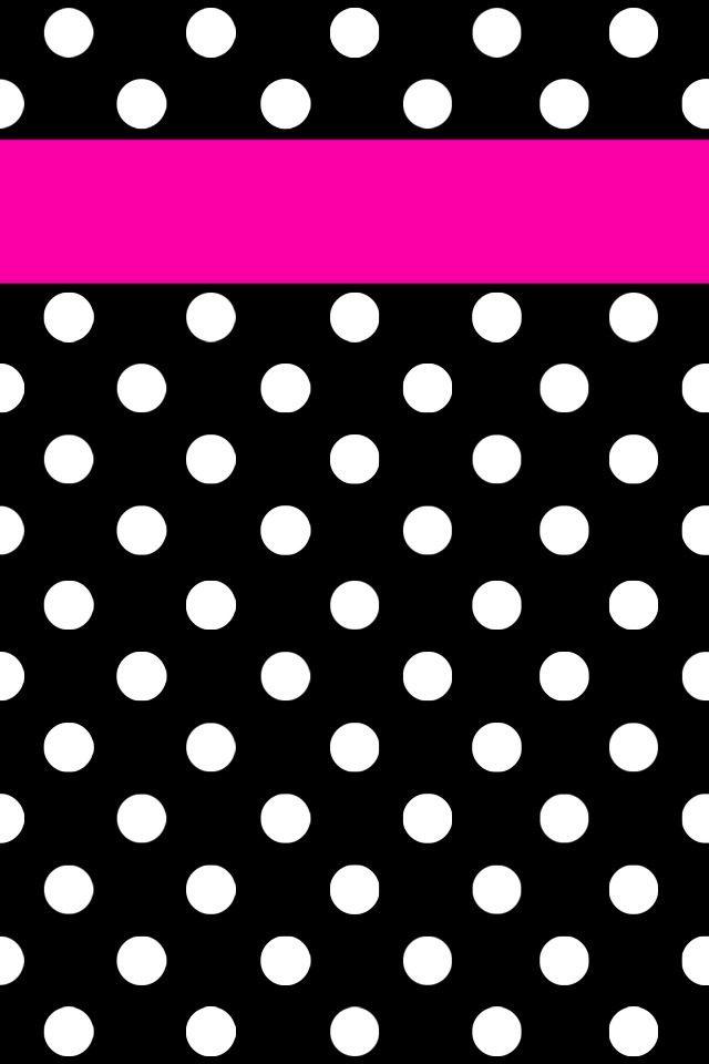 Black And White Polka Dot Wallpapers HD