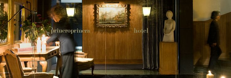 Can't wait to see what this hotel is like! Hotel Boutique Primero Primera Barcelona
