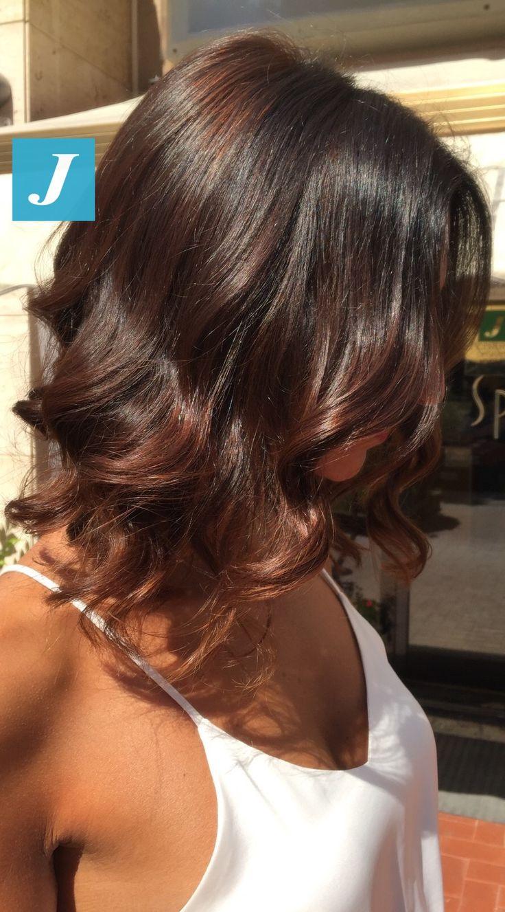 Degradé Joelle brown - Taglio Punte Aria - Waves...lo stile inconfondibile Degradé Joelle! #cdj #degradejoelle #tagliopuntearia #degradé #igers #shooting #musthave #hair #hairstyle #haircolour #haircut #longhair #ootd #hairfashion