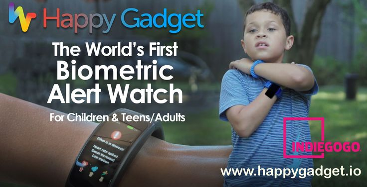 I love the the Happy Gadget wearable child alert watch. This could and can save lives!