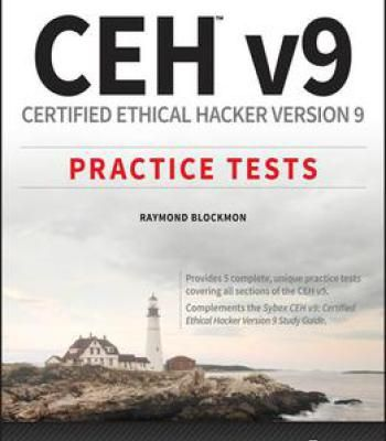 Ceh V9: Certified Ethical Hacker Version 9 Practice Tests PDF