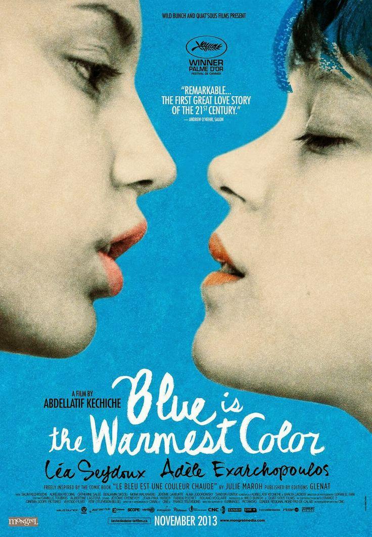 Blue Is The Warmest Color (La Vie D'Adèle)  2013, réalisé par Abdellatif Kechiche ☀☀