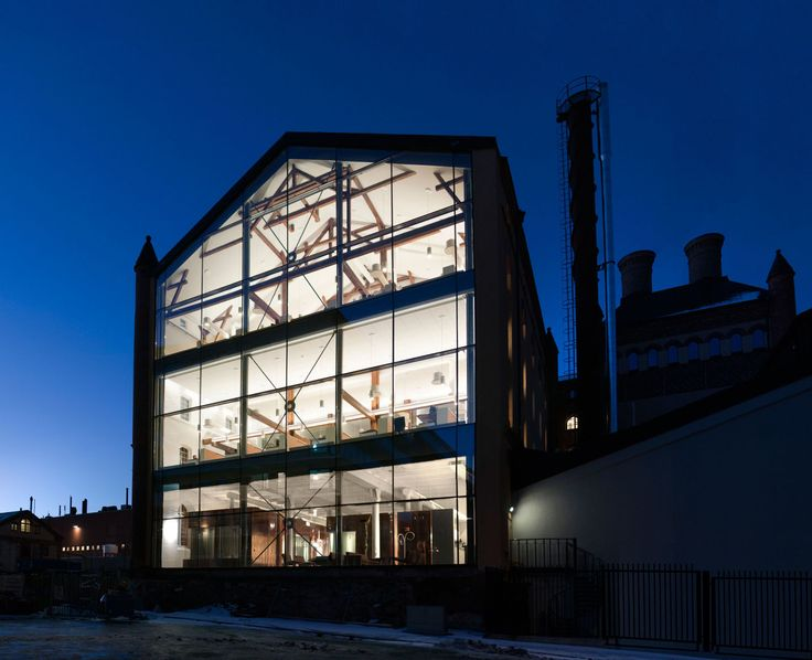 Joliark, White Arkitekter · Octapharma Brewery · Divisare