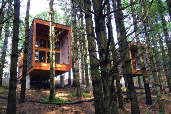 Diseño de cabañas de madera pequeña                                                                                                                                                                                 Más