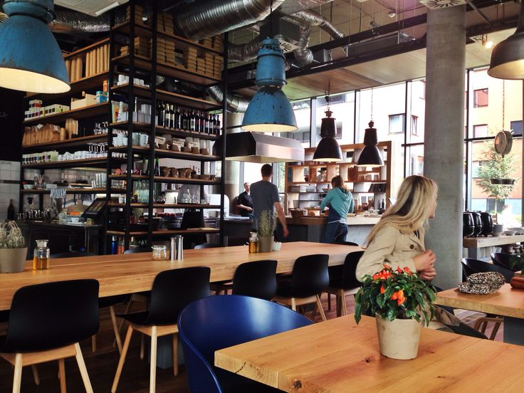 New premises of the lovely Home Kitchen restaurant opened in Holesovice neighborhood
