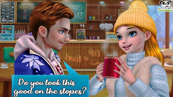 Best Games for Girls: Ski Girl Superstar - Winter Sports & Fashion Game ...
