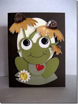 frog punch art - bjl