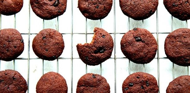 Ciastka jaglane brownie L_ 07