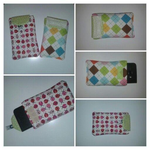 Phone pouches