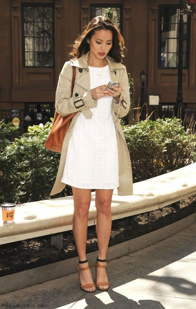 I have a similar short trench