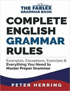 Books should be free for everyone: Complete English Grammar Rules