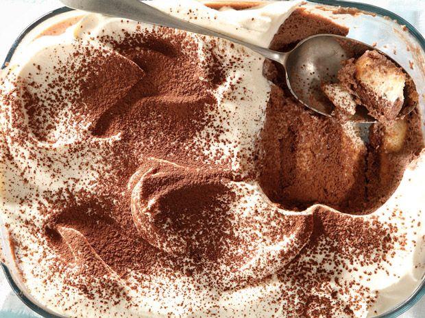 Uit Huisgenoot se toetskombuis: Sponsvinger-sjokoladetert