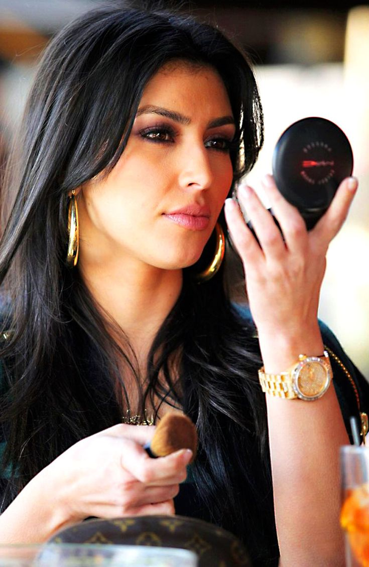 Kimberly kardashian rolex hotness rolex watches kimberlykardashian celebrities watches for Woman celebrity watches