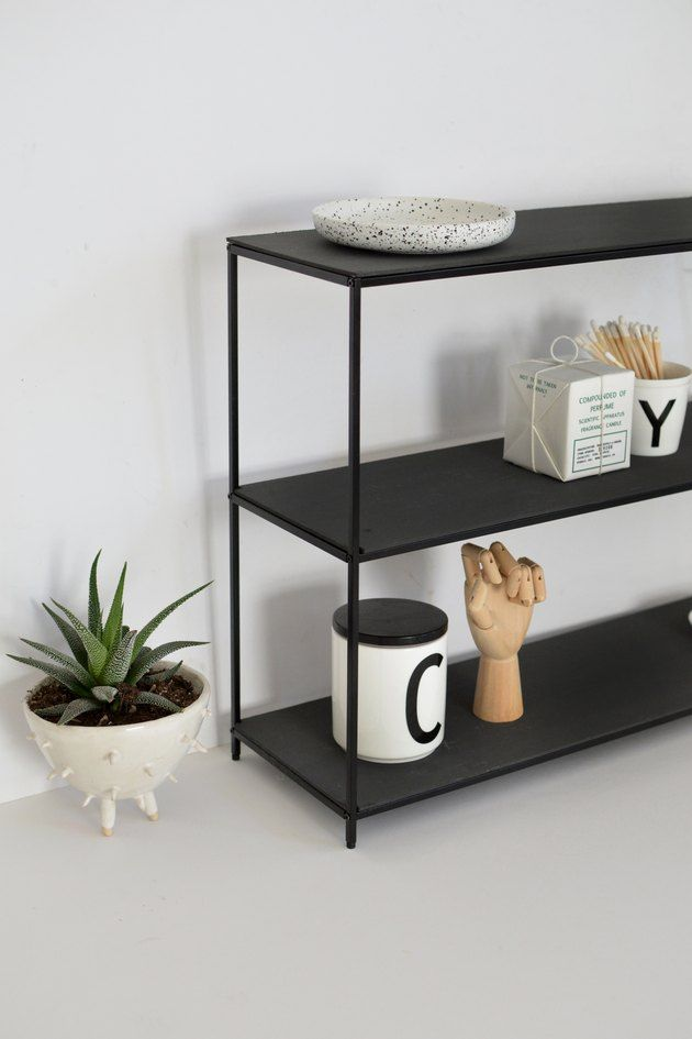 We Really Feel Like You Need To Try This Ikea Hack From Tray Stand To Modern Shelves Ikea Shelving Hack Ikea Hack Shelves
