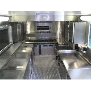 Caminhão cozinha industrial