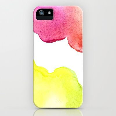 Iphone covers by Amee Cherie  Available here: http://society6.com/ameecheriepiek/watercolor-3bn#1=45